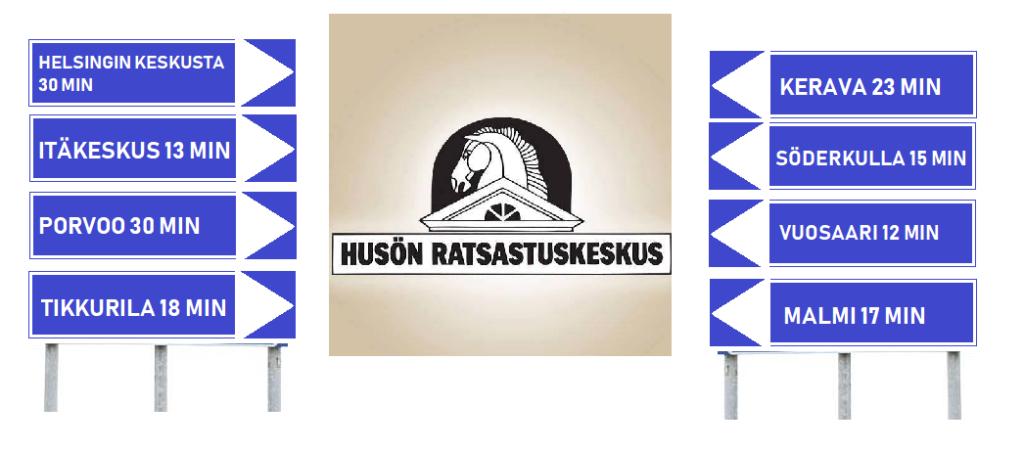 Ratsastuskoulu Helsingissä, lähellä Sipoota, Vantaata ja Keravaa.
